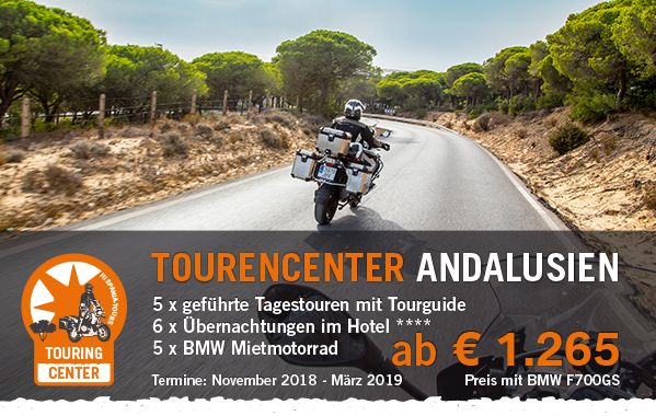 Tourencenter Andalusien