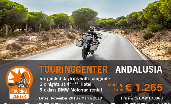 Touring Center Andalusia