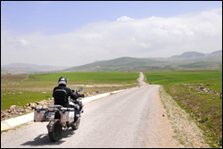 Motorcycle Tour in the Atlas Mountain