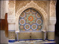 Kids in Morocco