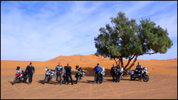 Hispania Tours in the Desert