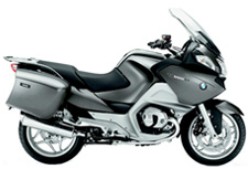 Motorbike rental BMW R 1200 RT
