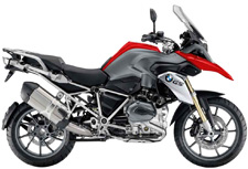 Motorcycle BMW R 1200 GS rental in Spain