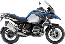 Motorcycle BMW R 1200 GS Adventure rental in Spain
