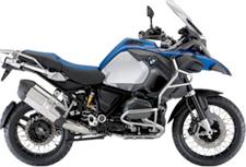 Motorcycle BMW R 1200 GS Adventure rental in Spain