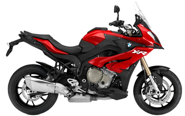 BMW S 1000 XR rental bike