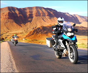 Motorcycle Tour Morocco Mountains Deserts And Oases